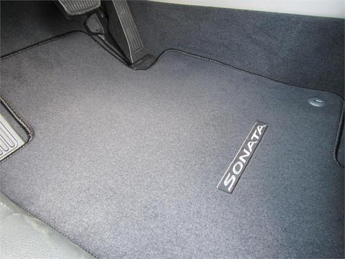 Hyundai Sonata Floor Mats Hyundai Shop