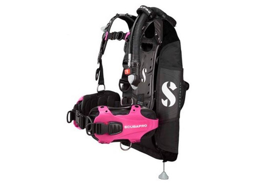 Scubapro Hydros Pro BCD - Pink