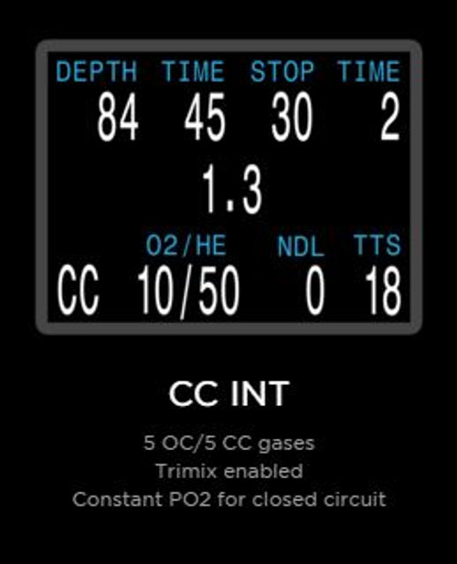 Closed Circuit Int Mode