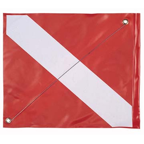 Small Dive Flag
