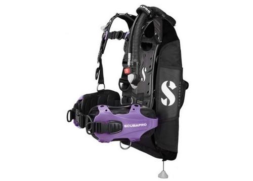 Scubapro Hydros Pro - Purple