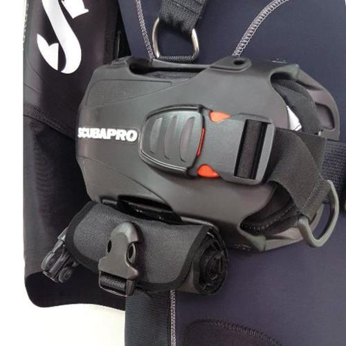 Scubapro Hydros Pro BCD Ninja Pocket - Rolled
