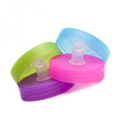Silicone Water Bottle Sports Cap