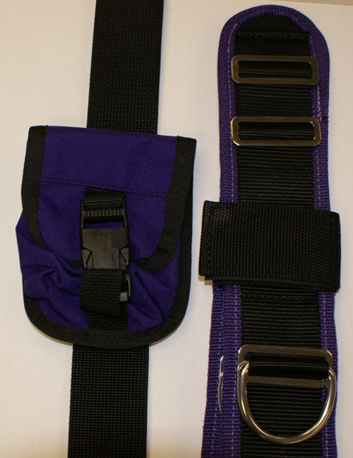 Deluxe Harness - Purple
