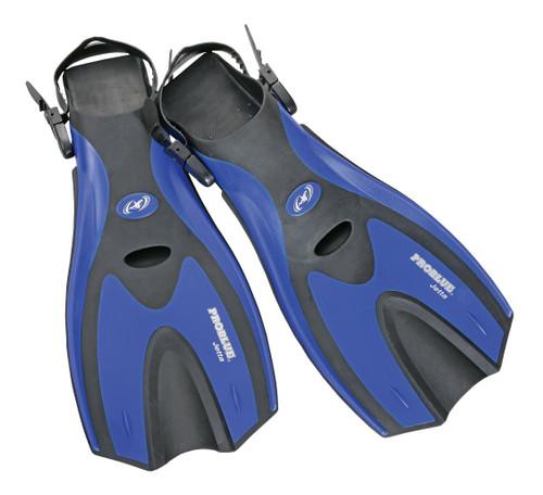 Jetta Snorkeling Fins - Blue