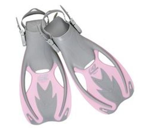 Child Snorkeling Fins - Pink