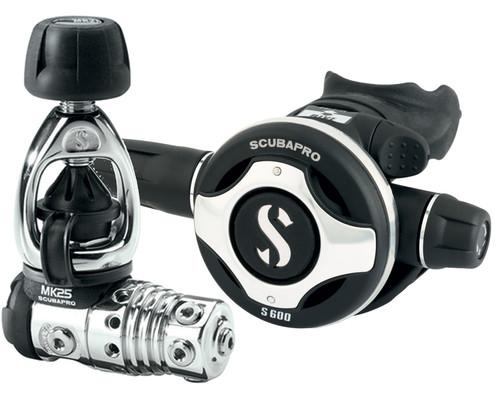 Scubapro MK25 EVO / S600 Regulator Set