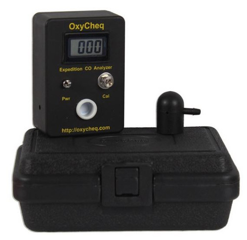Oxycheq Carbon Monoxide Analyzer