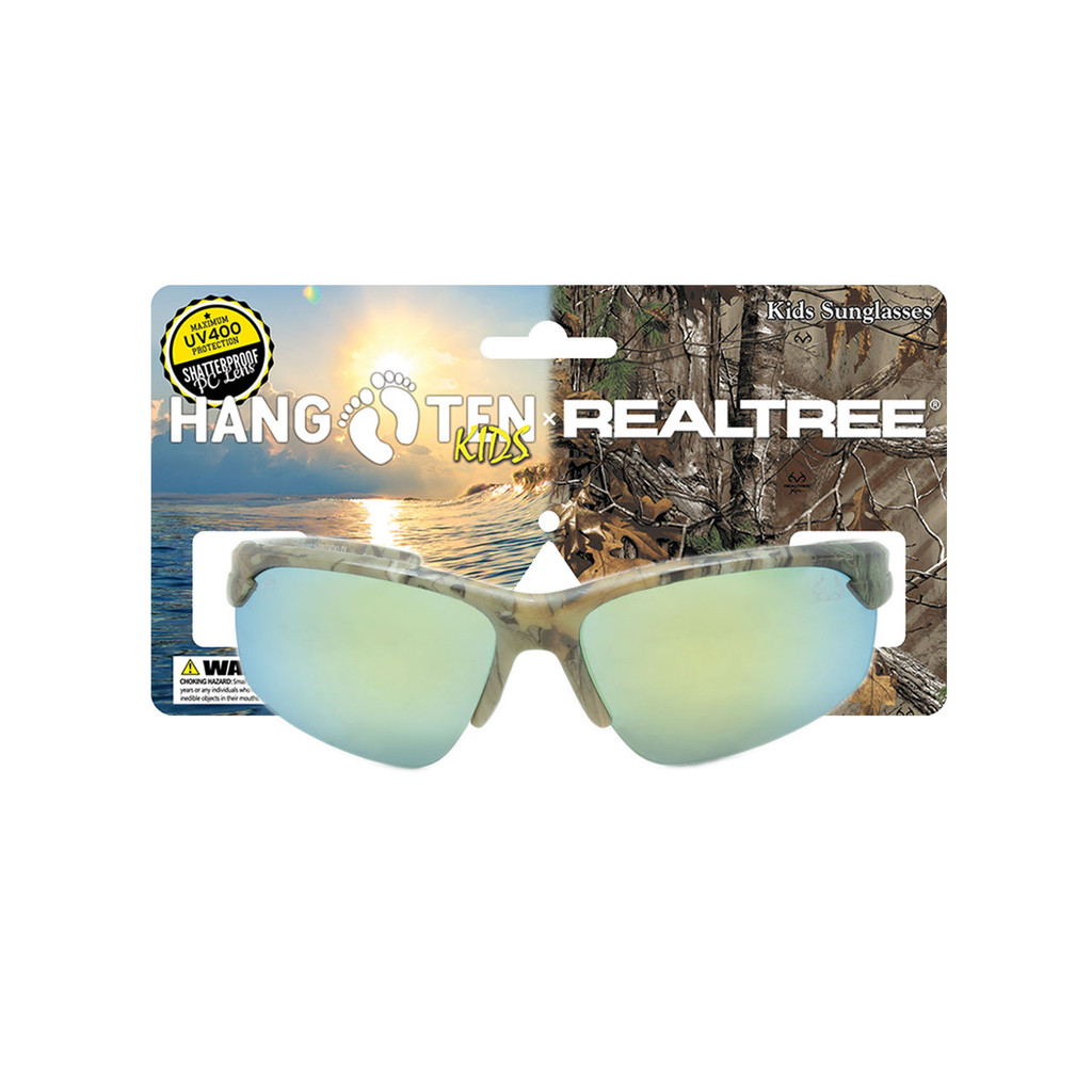 RealTree Boys HangTen Kids With Card
