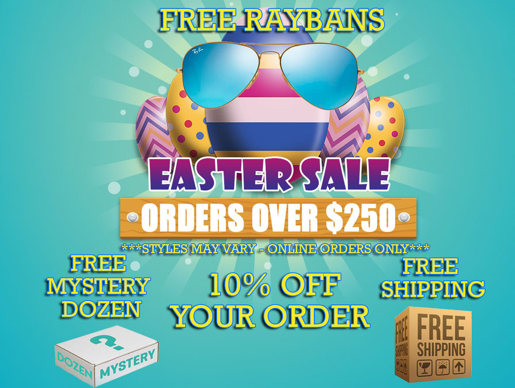 EASTER Gift With Purchase!