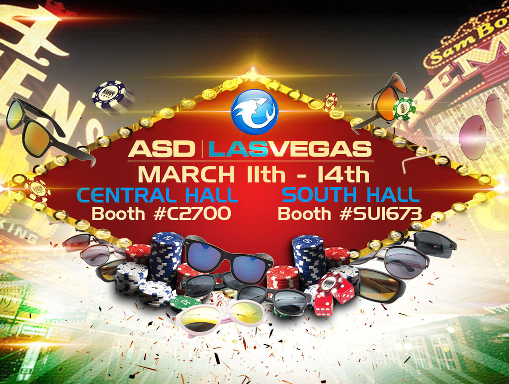 Shark Eyes x ASD Las Vegas March 11th - 14th