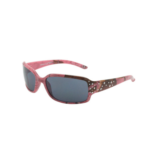 Ladies RacerXX RealTree Pink Camo Sunglasses