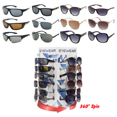 Foster Grant™ Sunglasses With Counter Display