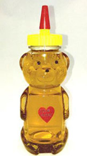 Honey Bear - Clover - 12 oz - 1 unit