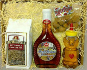 Sugarbush Sampler Gift Box