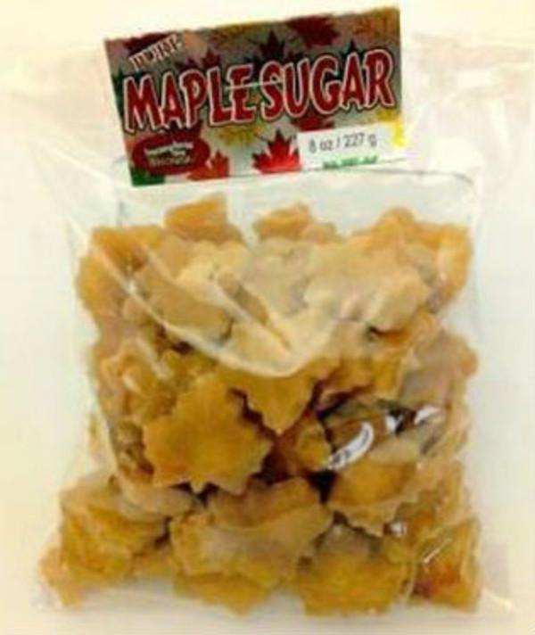Maple Sugar Shapes - 1 pound  bag - 1 unit - Kosher