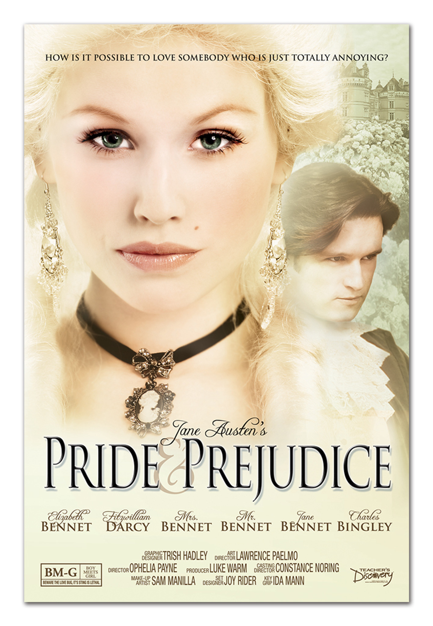 literary devices pride prejudice One of the most popular novels in english literature, jane austen's pride and   defining these two literary techniques and examining their use throughout the.