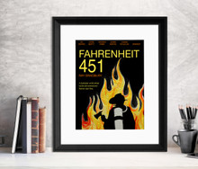 Classic Novels - Movie Style Poster Set of 5