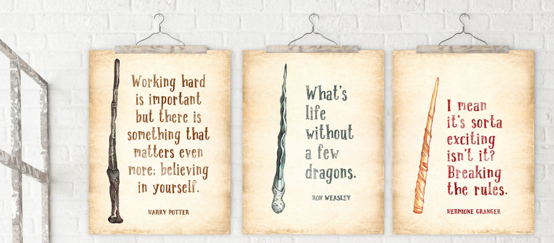 Magical Harry Potter Quotes