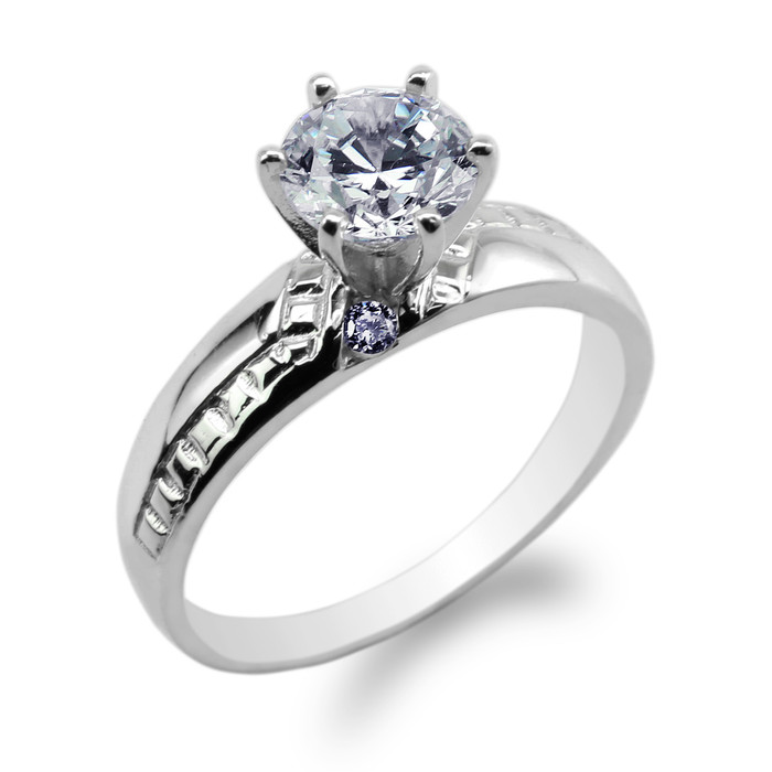 stylish engagement mansion rings from post diamond
