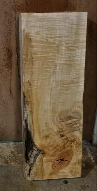 Historical Japanese Maple Tiger Stripe Lumber JMP14c02