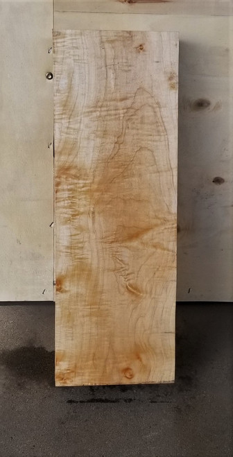 Historical Tiger Stripe Japanese Maple Lumber JMP14c07