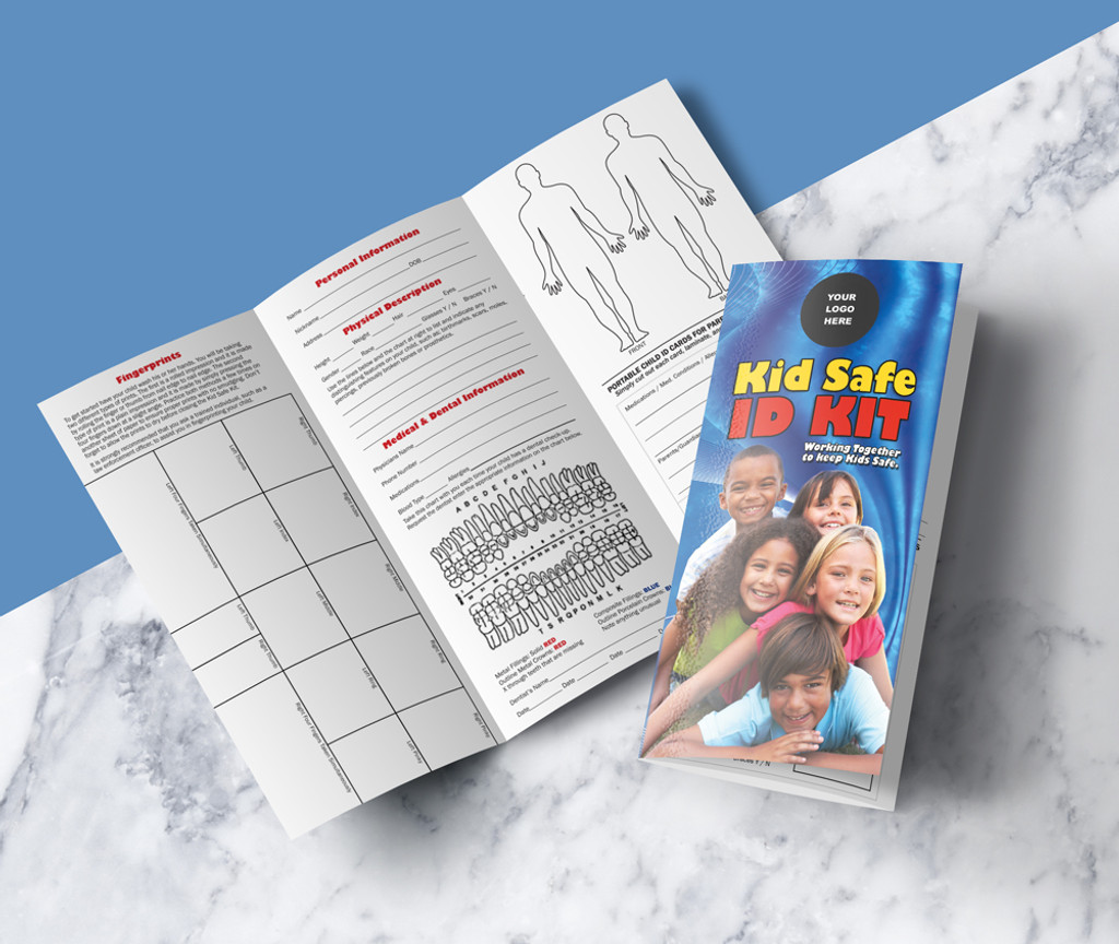 Kid Safe ID Kit