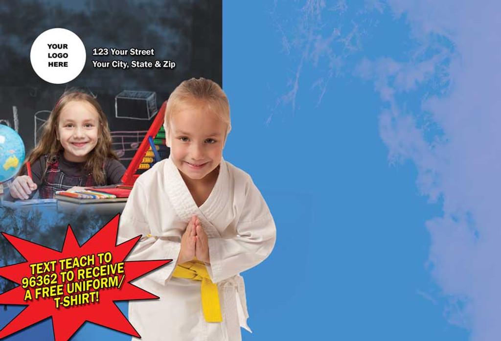 Karate Teaches Kids V4