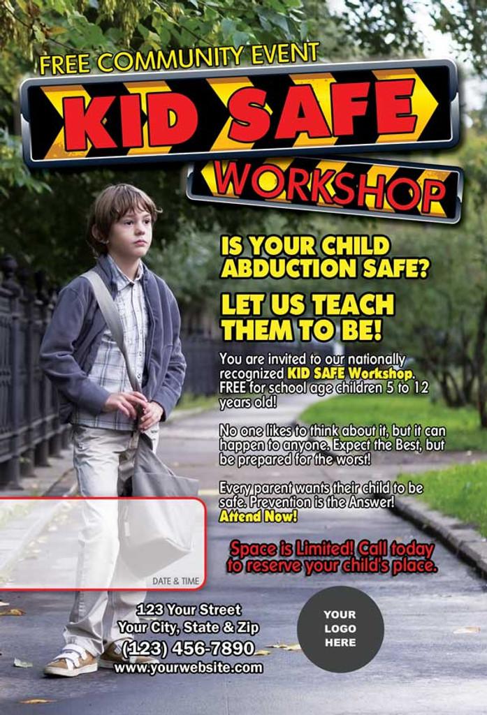 Kid Safe Workshop V5