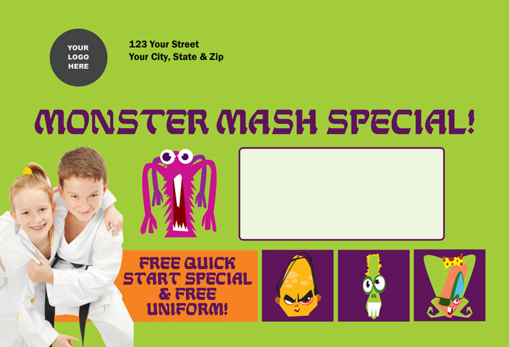 Monster Mash V1