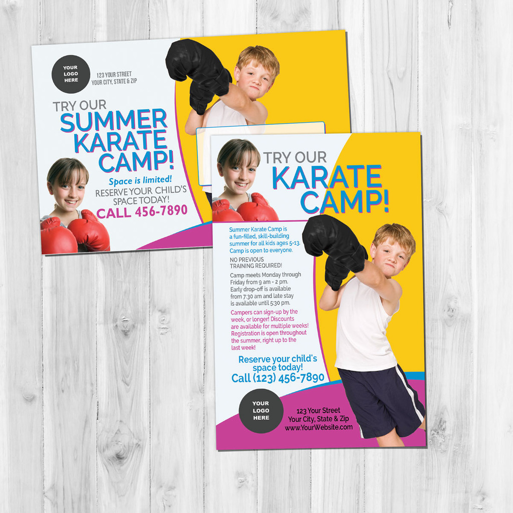 Karate Summer Camp