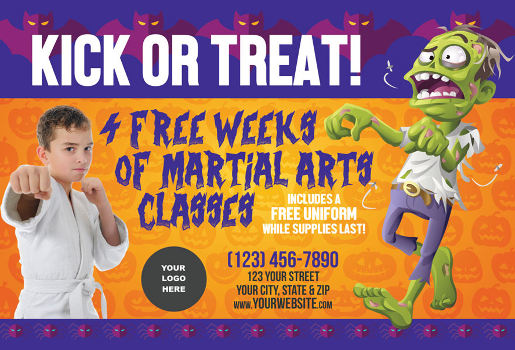 *NEW!!* Kick or Treat Halloween Special V6