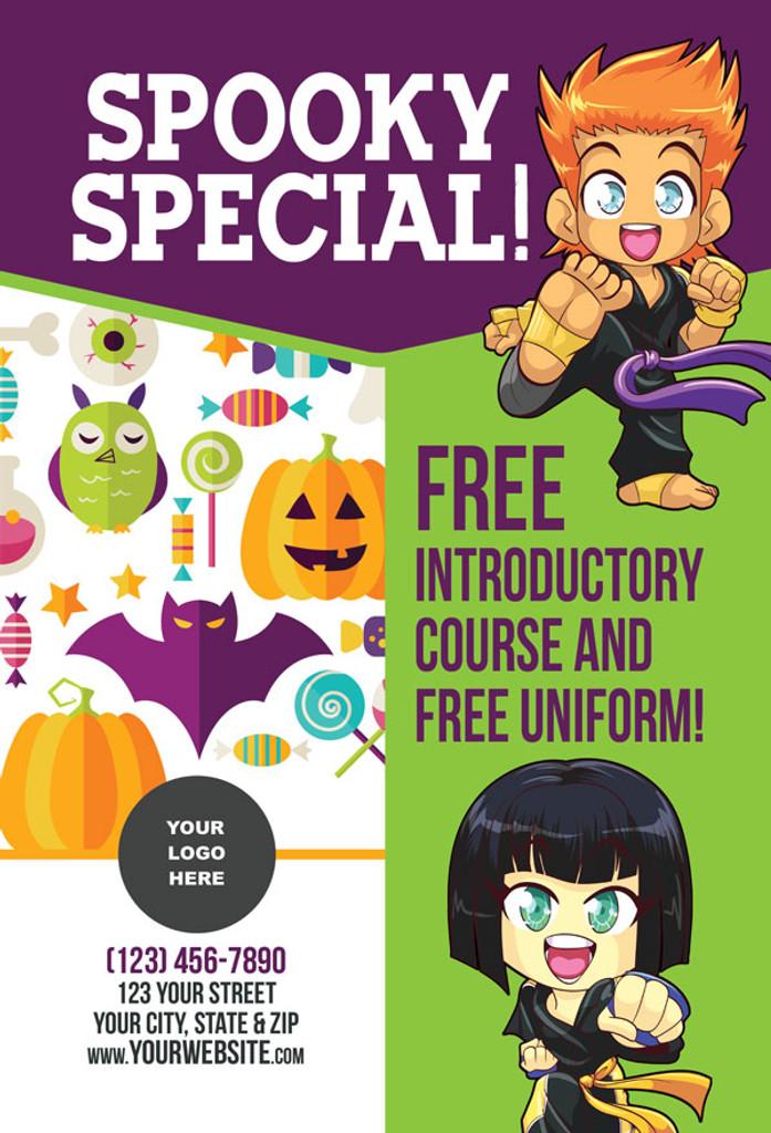 *NEW!!* Spooky Special V4