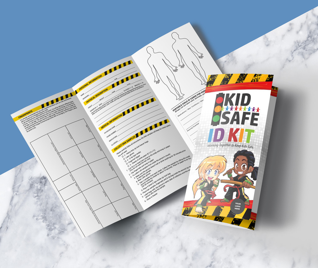 *NEW!! Kid Safe ID Kit