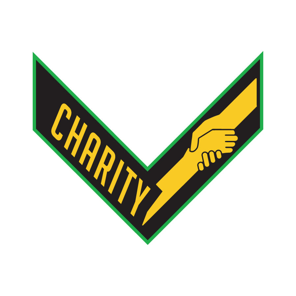 BBE Training Patches - Charity