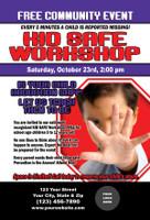 Kid Safe Workshop V2
