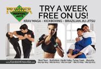 NEW** PMA Free Week Marketing Card