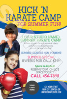 Kick 'N Karate Camp V1