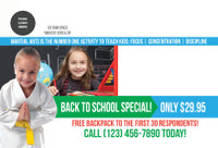 *NEW* Back to School Special V6