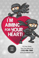 Ninja-I'm Aiming for Your Heart