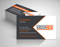 KrushBox Business Card Edge