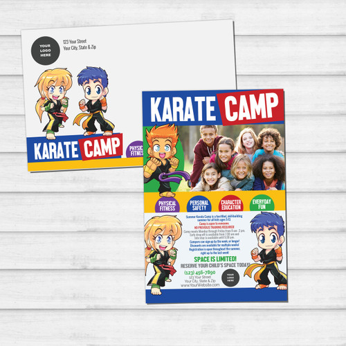 *NEW!! Karate Camp