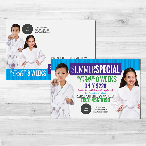 *NEW!! Martial Arts Summer Special V2