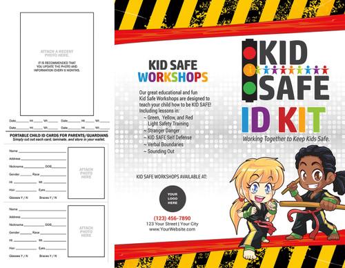 *NEW!! Kid Safe ID Kit