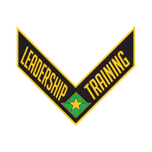 PMA Training Patches - Leadership