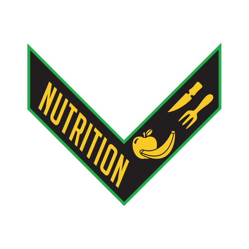 BBE Training Patches - Nutrition
