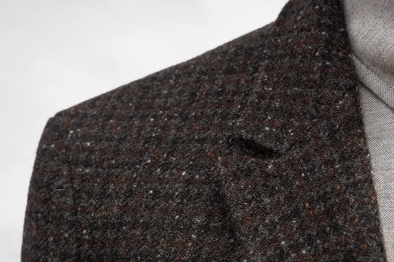 SB3 Jacket, Tobacco and Charcoal