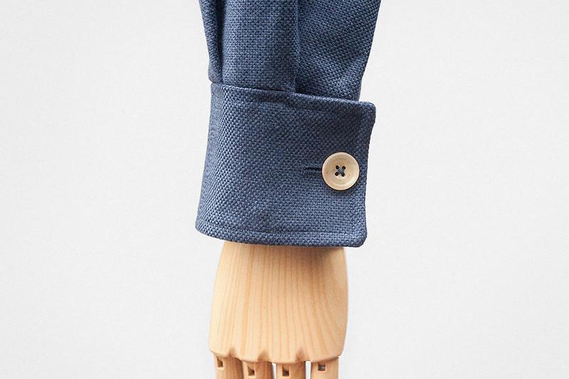 Work Jacket, Bold Blue
