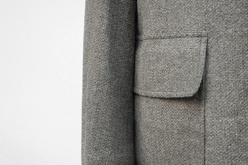 SB1 Jacket, Tin Grey