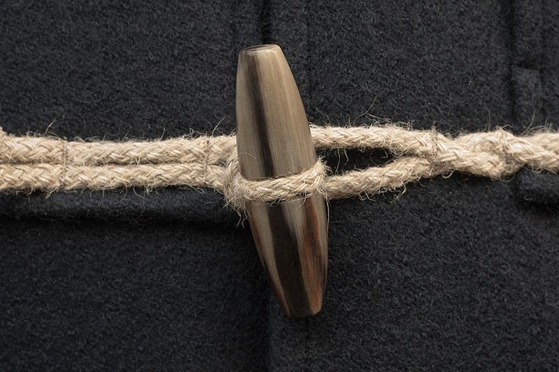 Duffle Coat, Navy
